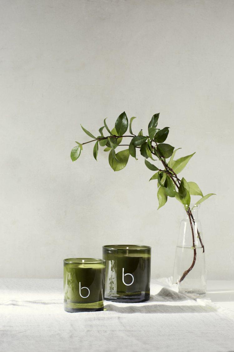Bamford「英式花園香氛」蠟燭系列/300g/2,700元 / 140g/1...