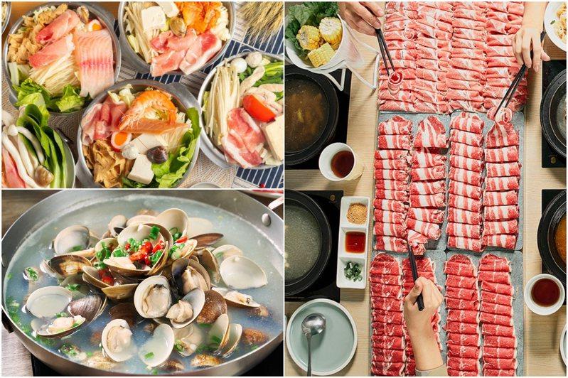 圖/珍好味臭臭鍋臉書專頁、蛤?!火鍋店提供、本事滿足鍋物提供