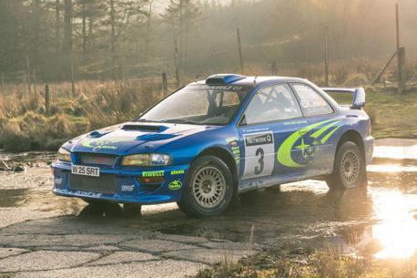 這輛戰功彪炳Subaru Impreza WRC可能是世界上最原汁原味的WRC賽車!