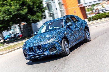 又是因為缺晶片! Maserati宣布全新小休旅Grecale明年春季才登場