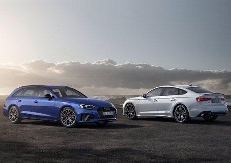 下一代Audi A4擁有精彩陣線 RS版本加入油電與純電動力