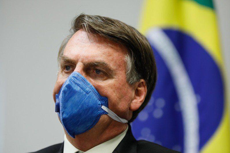 巴西總統波索納洛防疫不力,除遭參議院調查,更有大量民眾上街抗議,要他下台負責。(photo by Palácio do Planalto via flickr, under CC License)