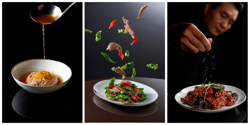 美福大飯店新增米香台菜推出的14道外帶料理。圖/美福大飯店提供