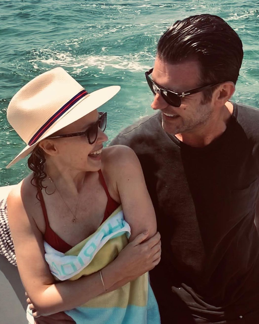 凱莉米洛被爆將在澳洲完婚。圖/摘自IG