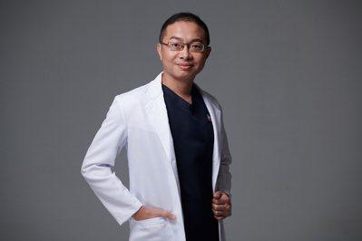 秀傳紀念醫院一般外科主治醫師黃漢斌。 圖/黃漢斌醫師 提供