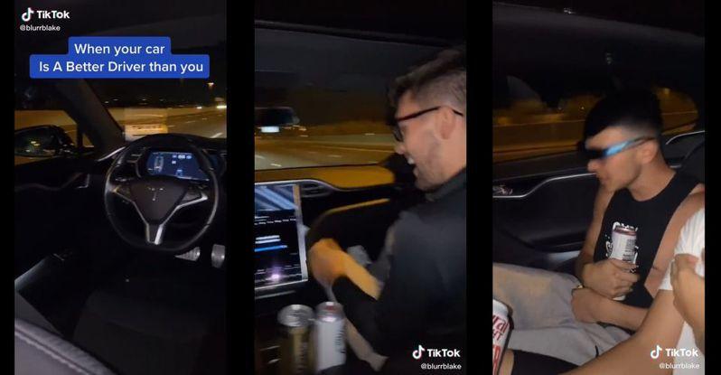 網紅上傳危險駕駛影片。圖/取自SCREEN RANT
