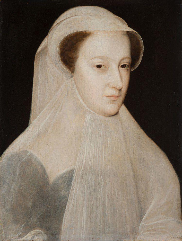 蘇格蘭瑪麗皇后(Mary, Queen of Scots)的。圖/取自The R...