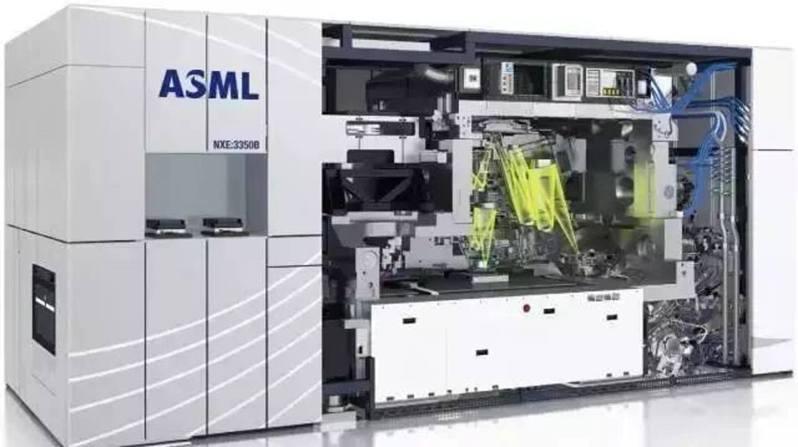 ASML生產的EUV光刻機。(ASML網站)