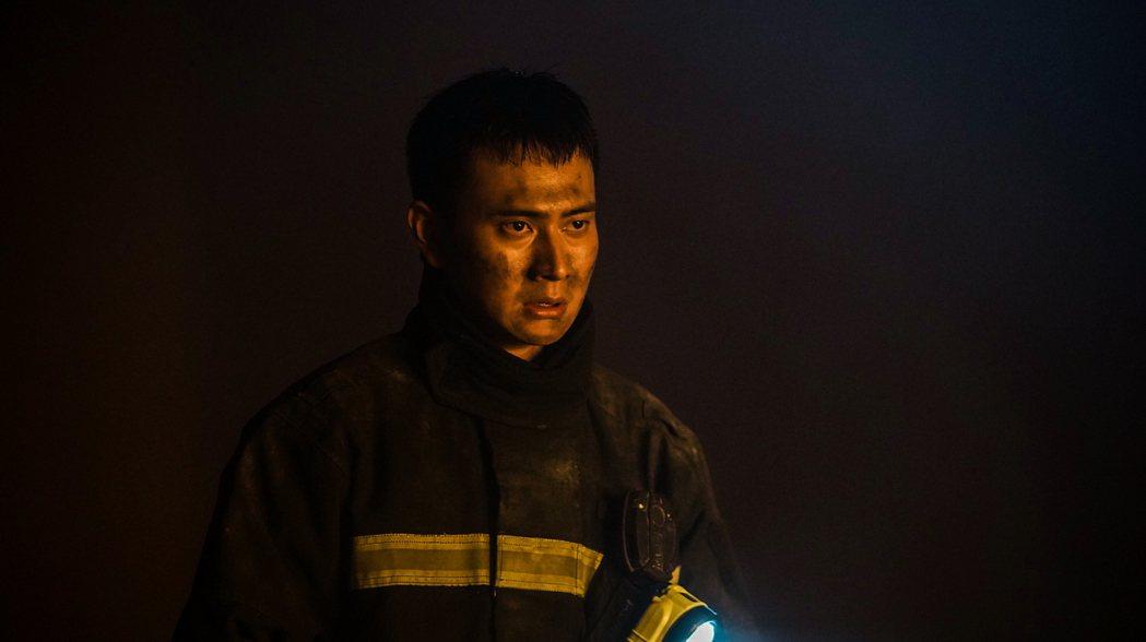 劉冠廷坦言拍攝爆燃時,有種真的在面對死亡的感覺。圖/公視、myVideo提供