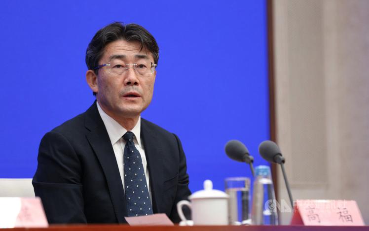 大陸中國疾控中心主任高福表示,必須繼續採取強而有力的抑制措施,防止境外移入病例重新在社區傳播。(中新社資料照)