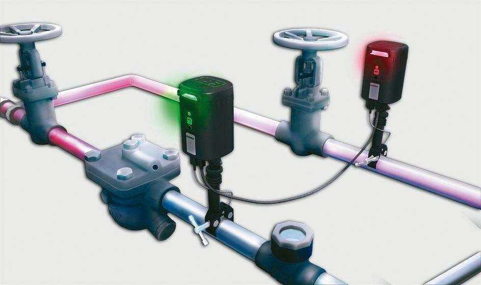 鈞能Eng eyes蒸氣示警器可視化監測管理系統圖。鈞能公司/提供