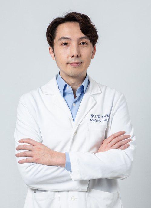 北醫附醫胸腔內科主治醫師、睡眠中心主任徐上富。 圖/徐上富醫師 提供