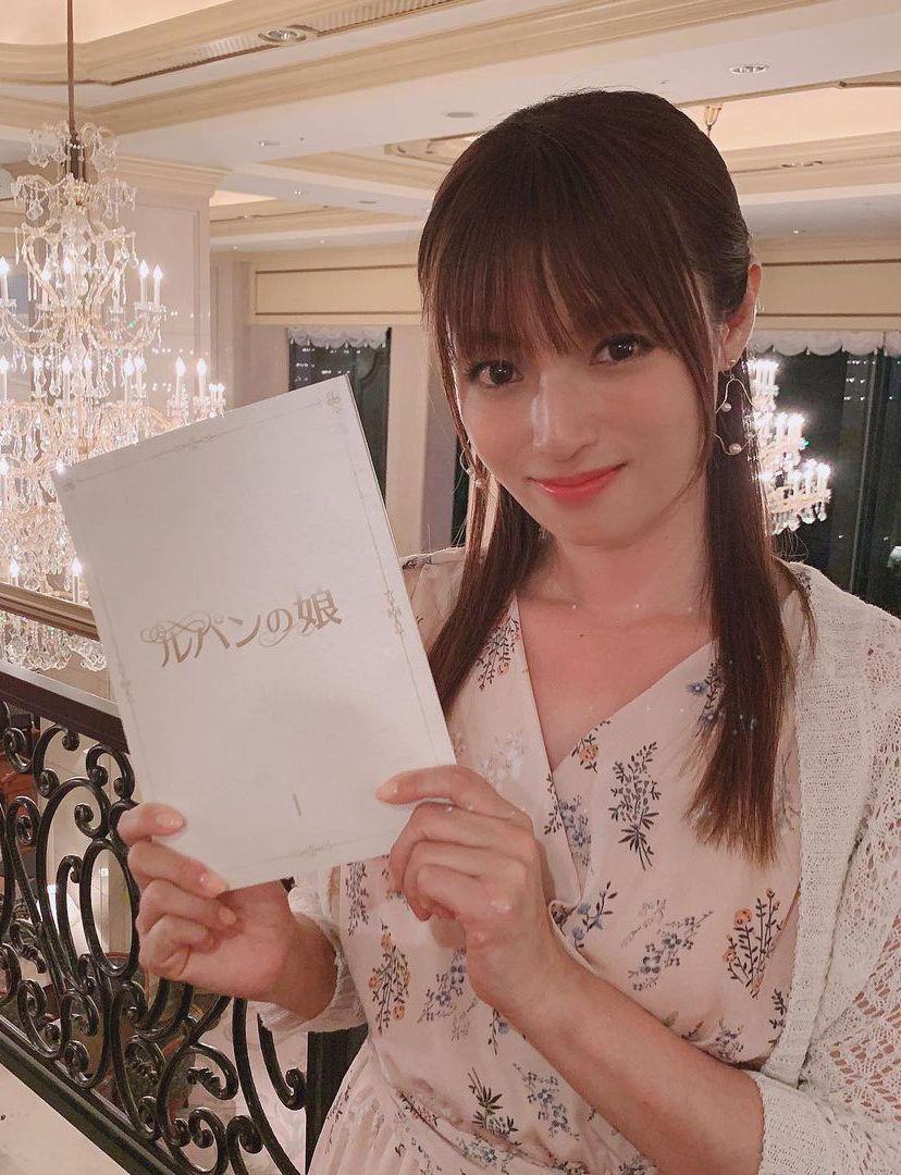 深田恭子因罹患適應障礙症,日前宣布全面暫停演藝工作。圖/摘自IG