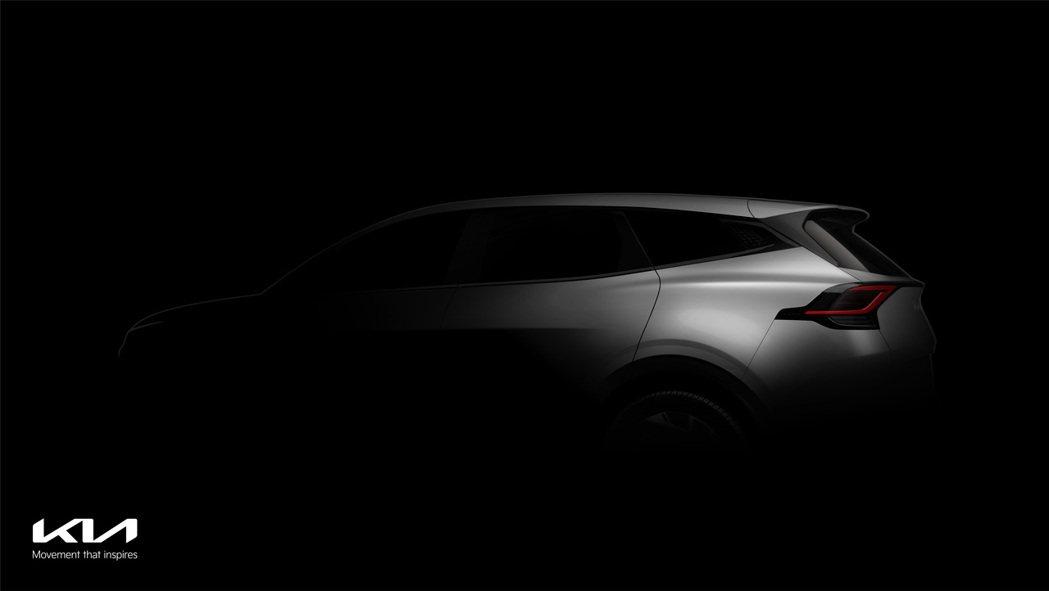 大改款Kia Sportage使用品牌全新設計語彙「Opposites Unit...