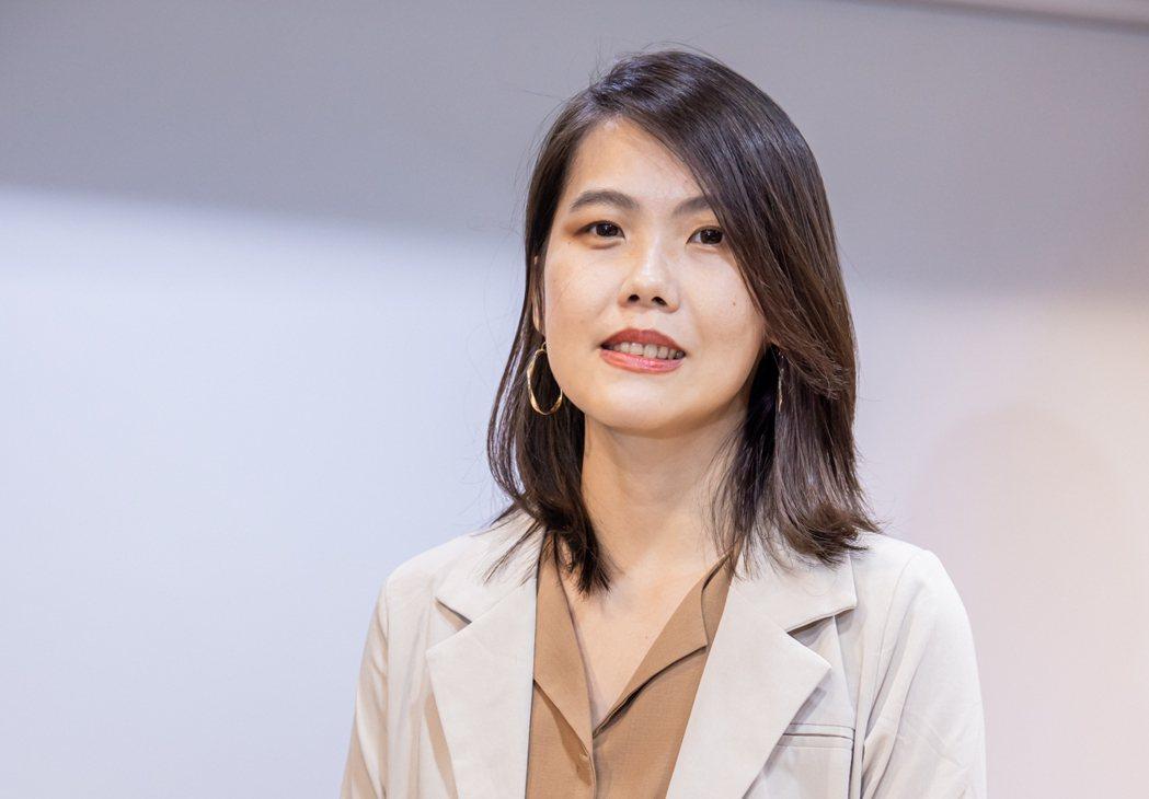 台灣青年氣候聯盟理事長張寒瑋。 圖/台灣青年氣候聯盟提供