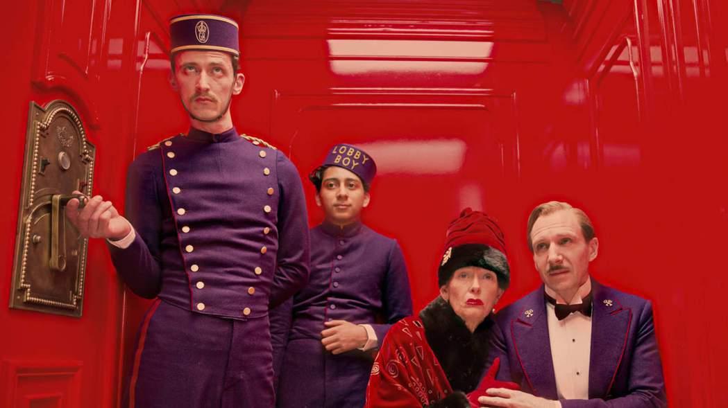 《歡迎來到布達佩斯大飯店》是一個浪漫又哀傷的童話故事。 圖/傳影互動提供