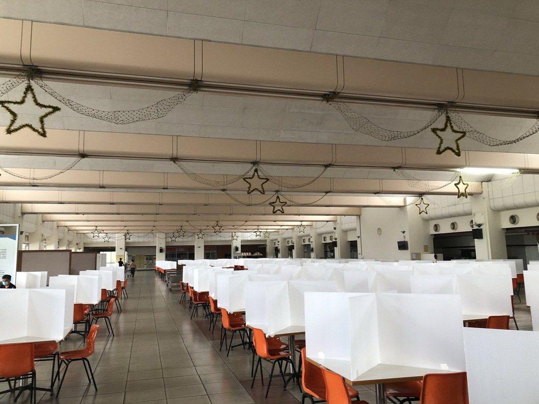 中華汽車提供安心便當送餐服務,降低員工餐廳共餐機會。 圖/中華汽車提供