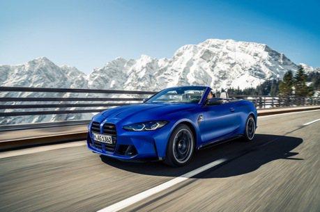 開篷狂爆性能猛獸 新世代BMW M4 Competition Convertible正式發表!