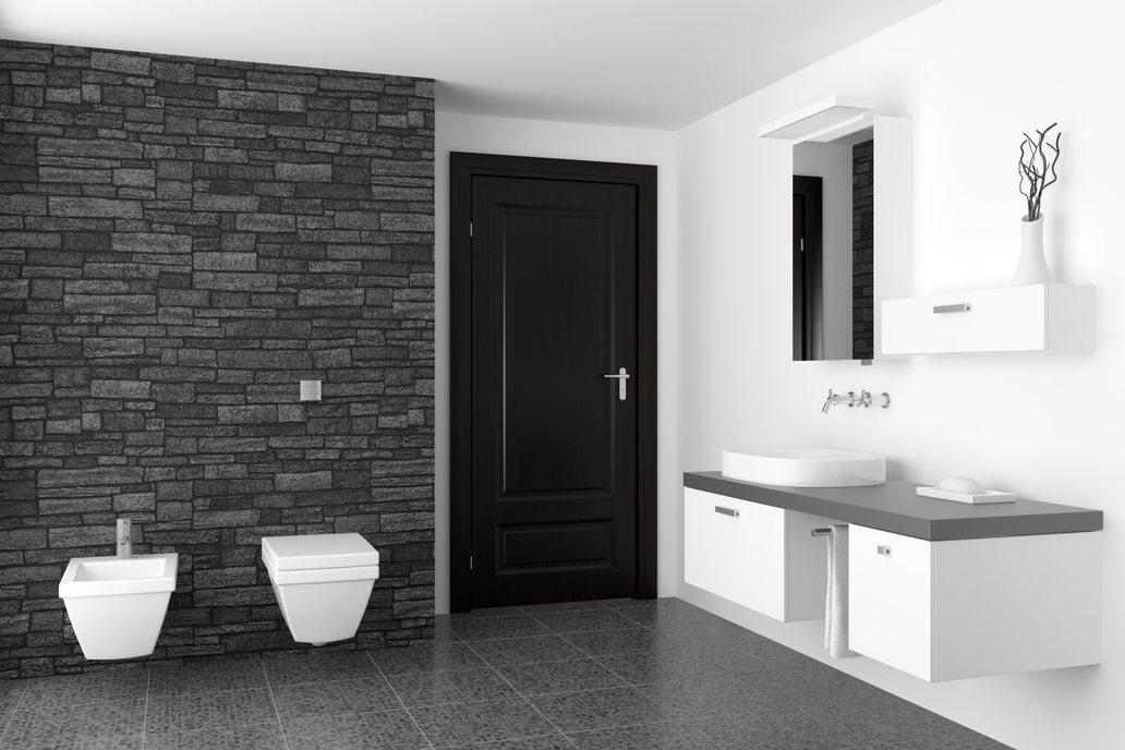疫情嚴峻情況下,許多人認為「開門見廁」反而是最好的格局。 圖/ingimage