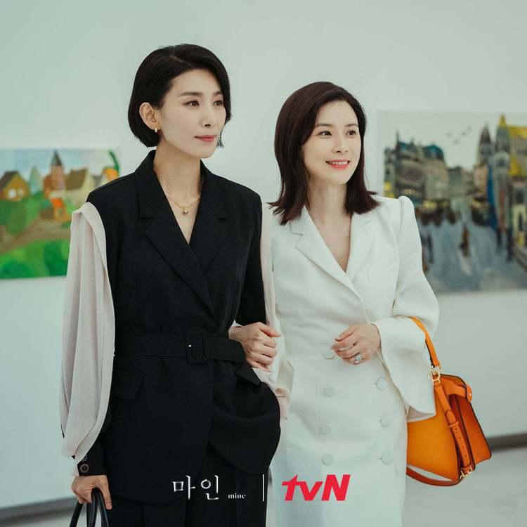 李寶英與金瑞亨的合作是本劇一大看點。圖/擷自tvN 드라마(Drama)臉書