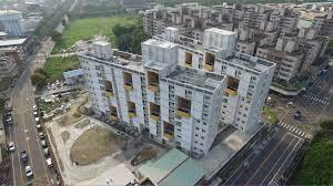 台中市政府將針對社會住宅推出減租兩成。圖/台中市政府提供