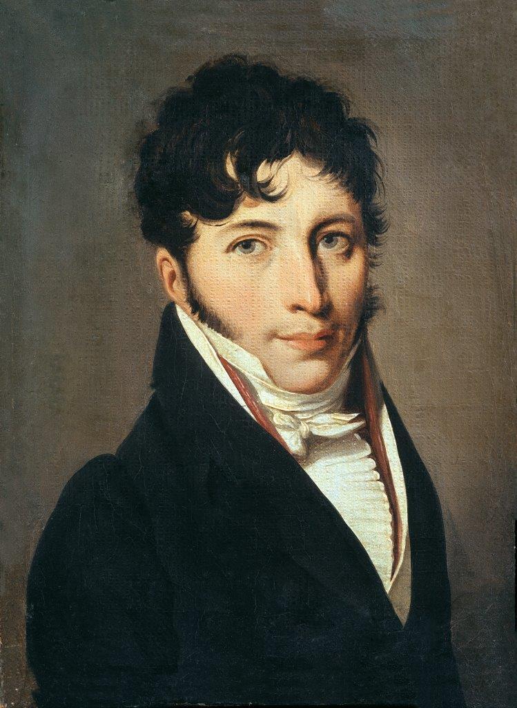 Chaumet始創人尼鐸之子弗朗索瓦勒尼奧尼鐸(François-Regnau...