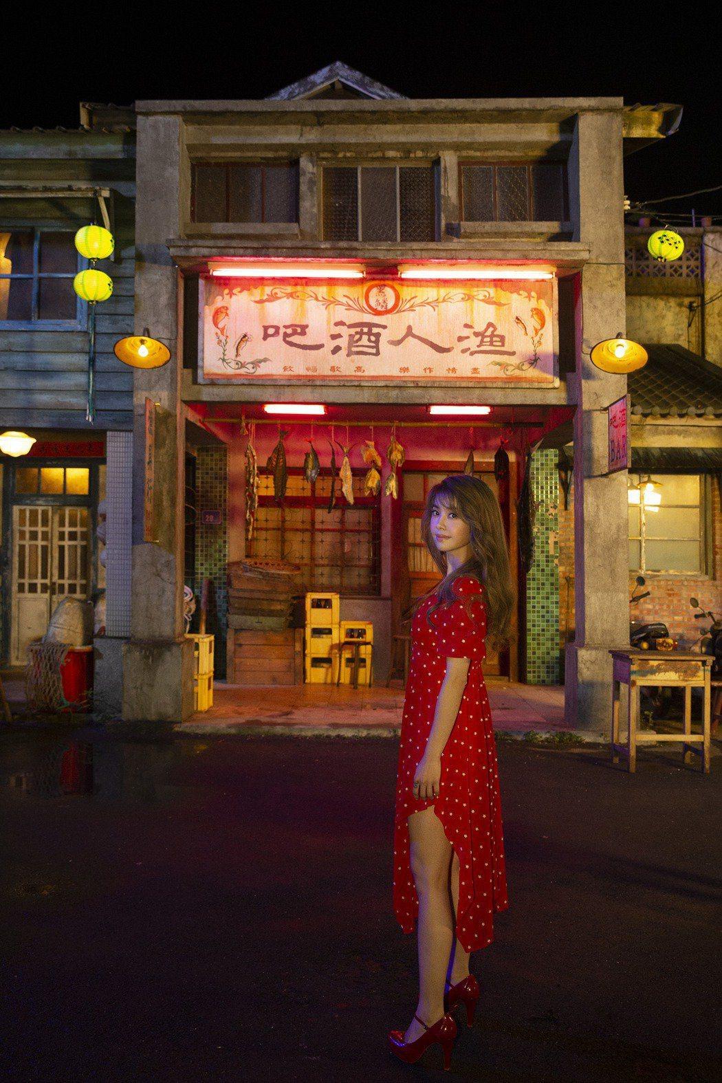 蔡依林的「甜秘密」MV累計拿下11個國際獎項。圖/凌時差提供