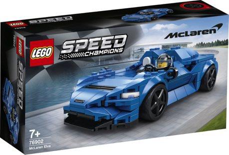 買不起McLaren Elva? 還是來找LEGO取暖吧!