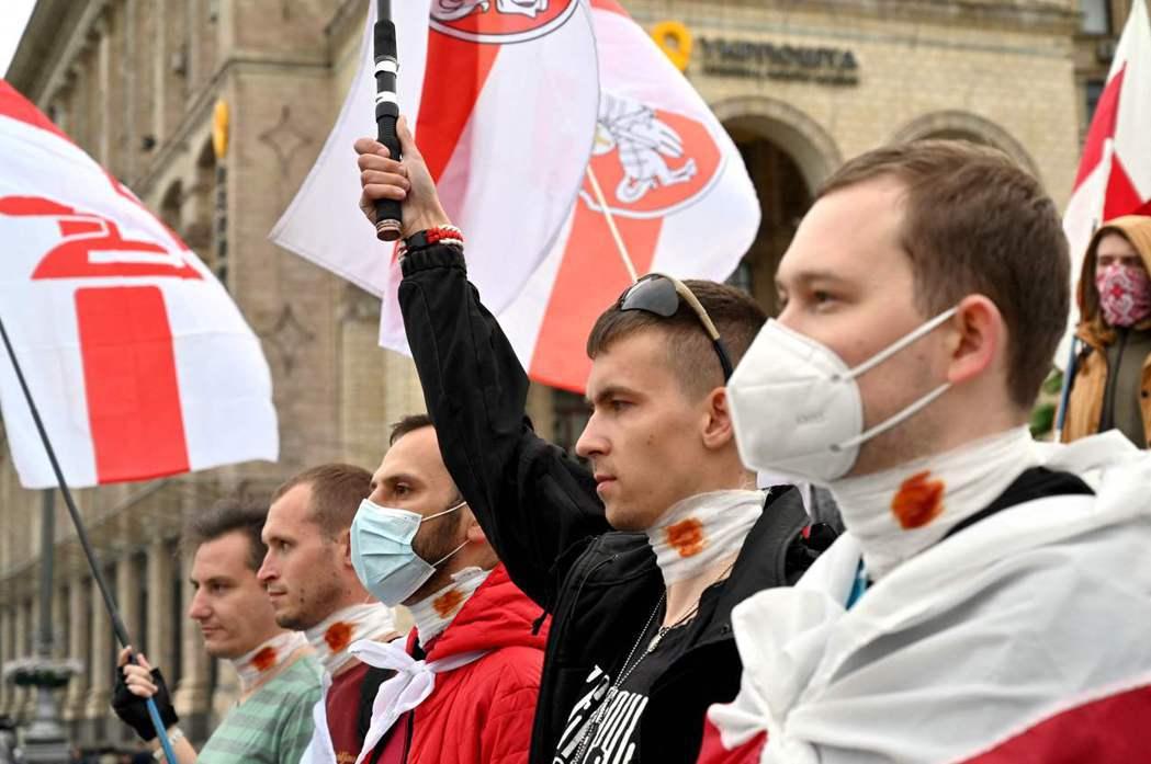 盧卡申科的加速鎮壓,可能是為了提前清場、希望在8月份的「大選舞弊一週年」之前,徹...