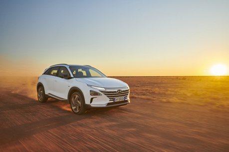 自己的紀錄自己破 Hyundai Nexo氫燃料車單趟行駛長達887.5公里!