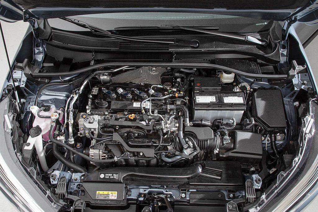 美規Toyota Corolla Cross換裝2.0L Dynamic For...