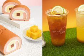 6月新品搶先看!亞尼克「蜜桃芒果」生乳捲、摩斯「鳳梨蒟蒻冰茶」、「鳳梨氣泡飲」