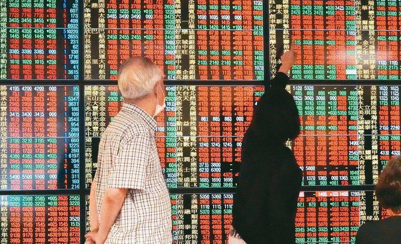 0050屬股票型基金,且投資在台灣股市的單一市場,所以列在風險最高等級。 本報系資料庫