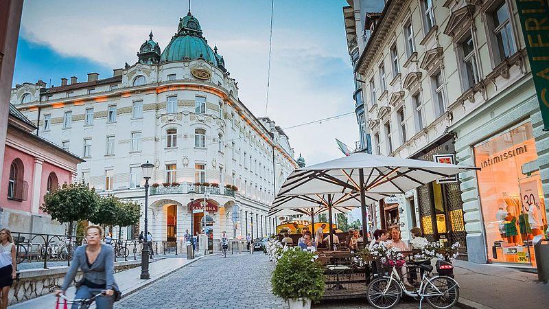 斯洛維尼亞 會讓你以為身處維也納 / 來源: flickr