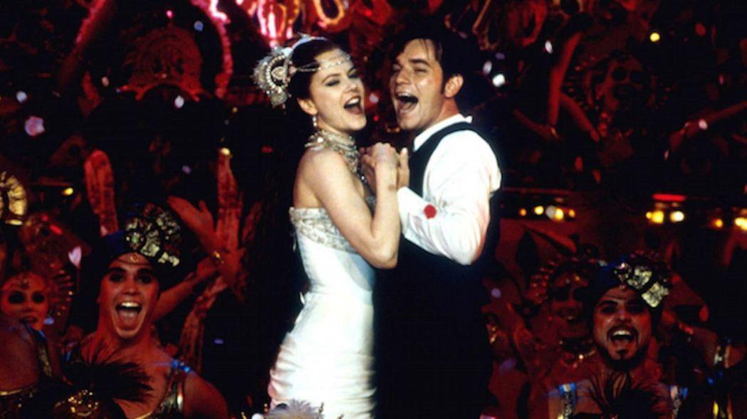 妮可基嫚與伊旺麥奎格在「紅磨坊」的搭配迷倒無數觀眾。圖/摘自imdb