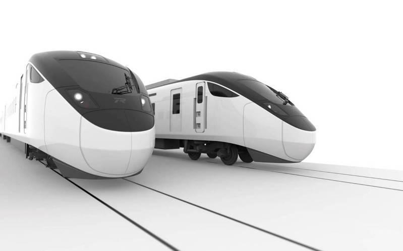 因疫情影響邊境再度管制,致台鐵局EMU3000新城際列車無法按原預定時間抵台。  圖/台鐵局提供