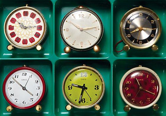 二次世界大戰期間,Oris為了維持業務,曾在1949年推出八日動力儲存的鬧鐘,色...