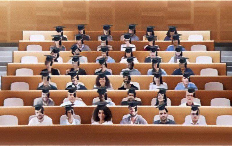 師生可透過Microsoft Teams視訊會議及共聚模式,線上共同歡慶畢業。 業者/提供
