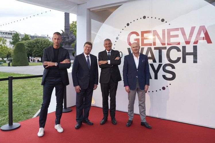 日內瓦鐘表日(Geneva Watch Days)去年活動成功,今年將繼續舉辦。...