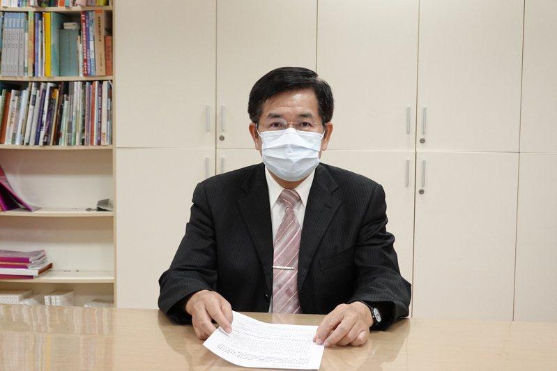 教育部長潘文忠。圖/教育部提供