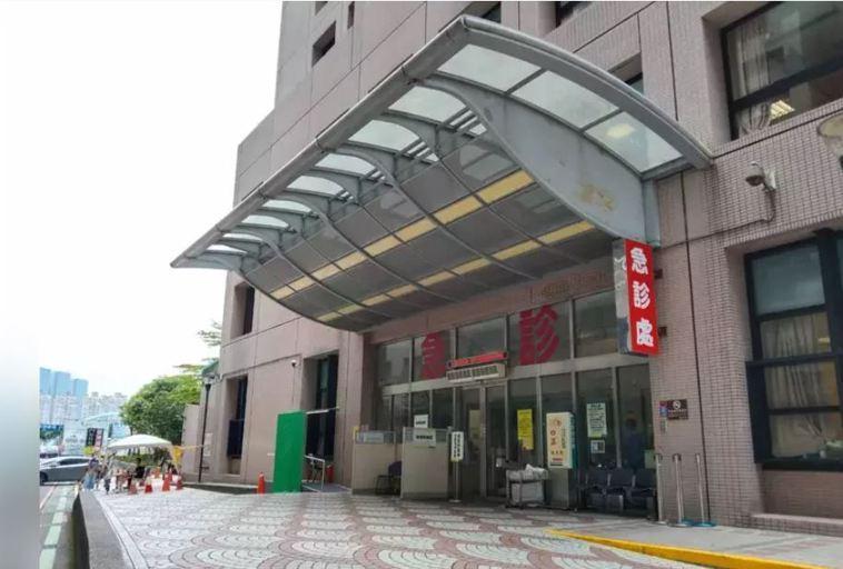 台北國泰醫院今證實一名急診醫師確診。圖為示意圖,與新聞當事人無關。記者邱瑞杰/攝...