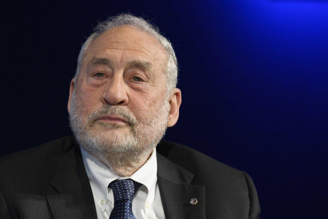 哥倫比亞大學教授史迪格里茲(Joseph Stiglitz)。(美聯社)