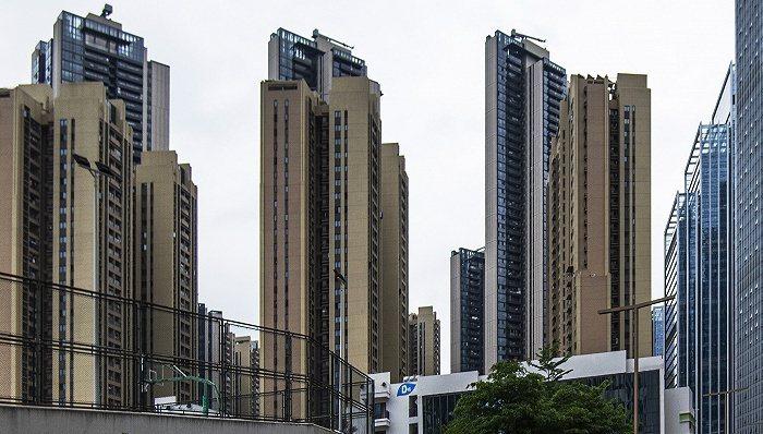 深圳近期對5家小貸公司及9家主要從事贖樓擔保業務的融資擔保公司進行監管約談。(圖...