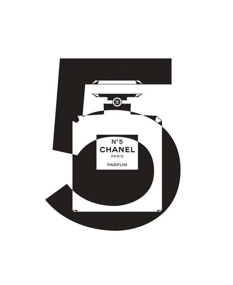 N°5香水,帶領靈魂衝向自由疆界。圖/CHANEL提供