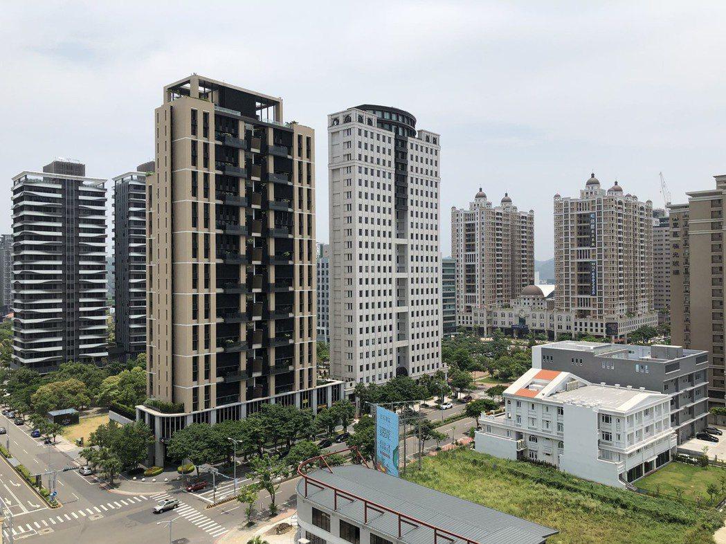 新竹房市示意圖  圖/住宅週報提供