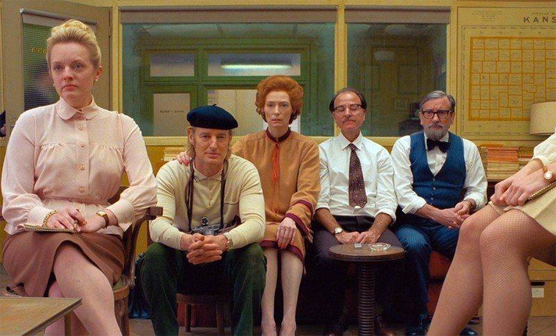 魏斯安德森延檔1年多的「法蘭西快報」將參加坎城影展主競賽。圖/摘自IMDb