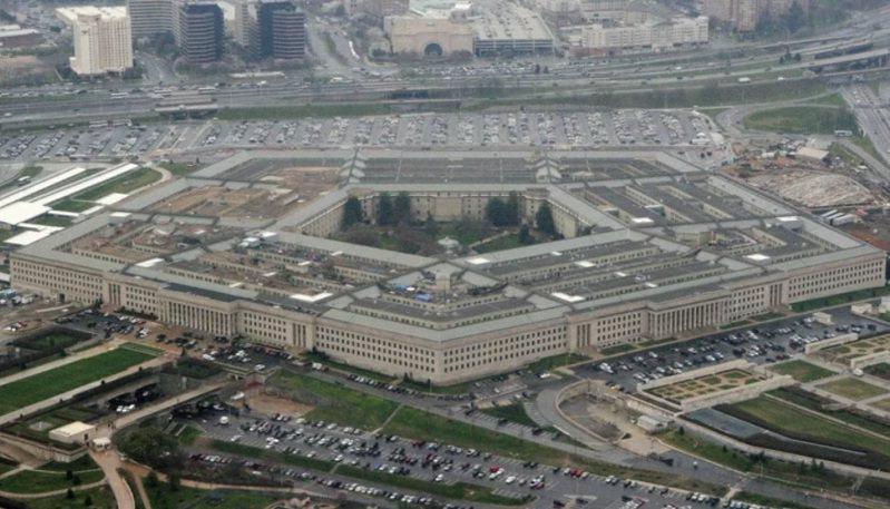 圖為代表美國軍方的五角大廈。圖/美聯社