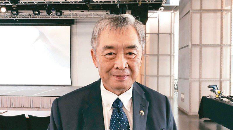 信邦董事長王紹新(本報系資料庫)