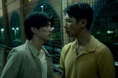 奧地利籍華裔導演C. B. Yi 的首部劇情長片《MONEYBOYS》順利入選「一種注目」單元。 圖/前景娛樂提供