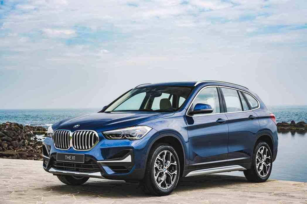 全新BMW X1 Deluxe Edition豪華版全面升級,導入全新xLine...